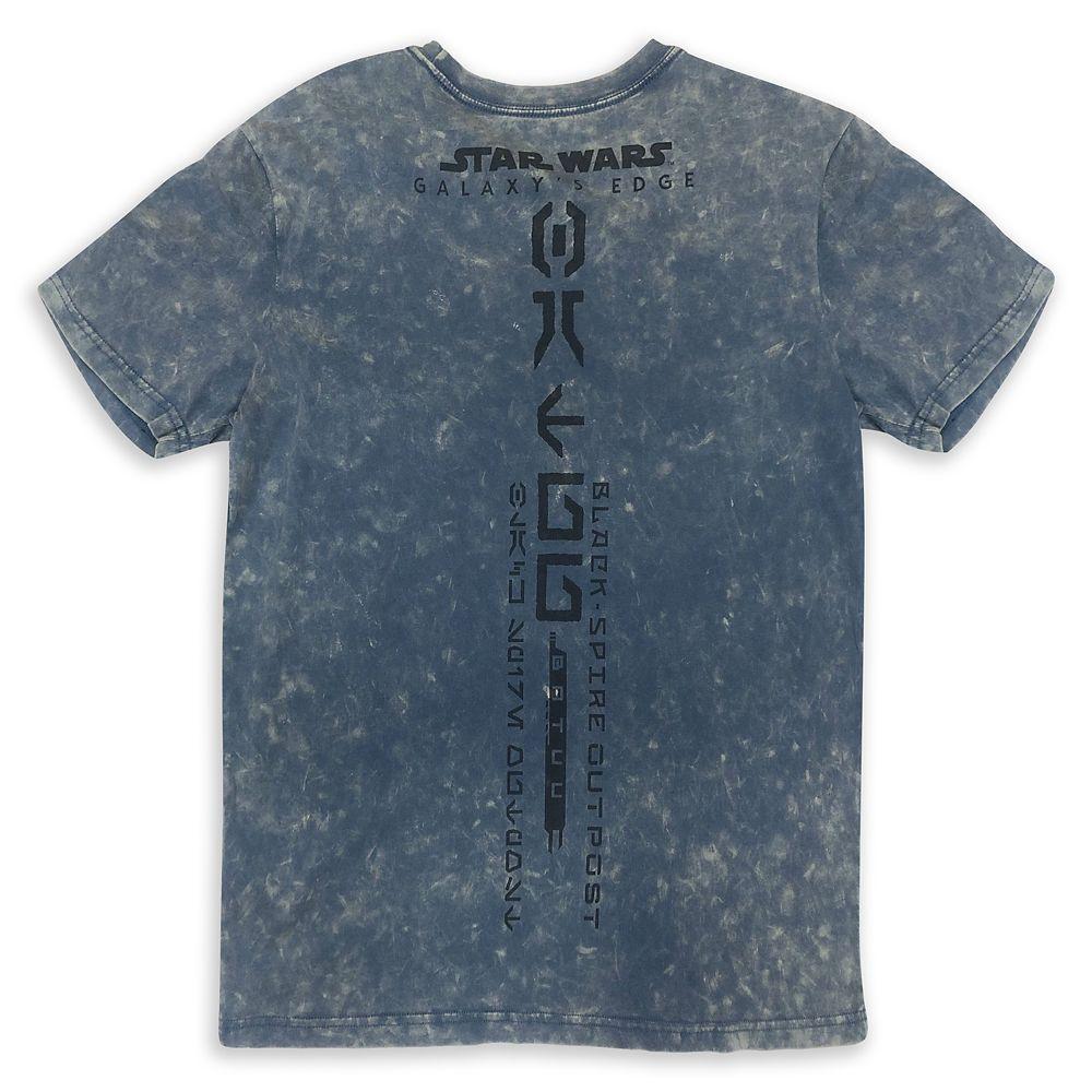 Millennium Falcon T-Shirt for Adults – Star Wars: Galaxy's Edge
