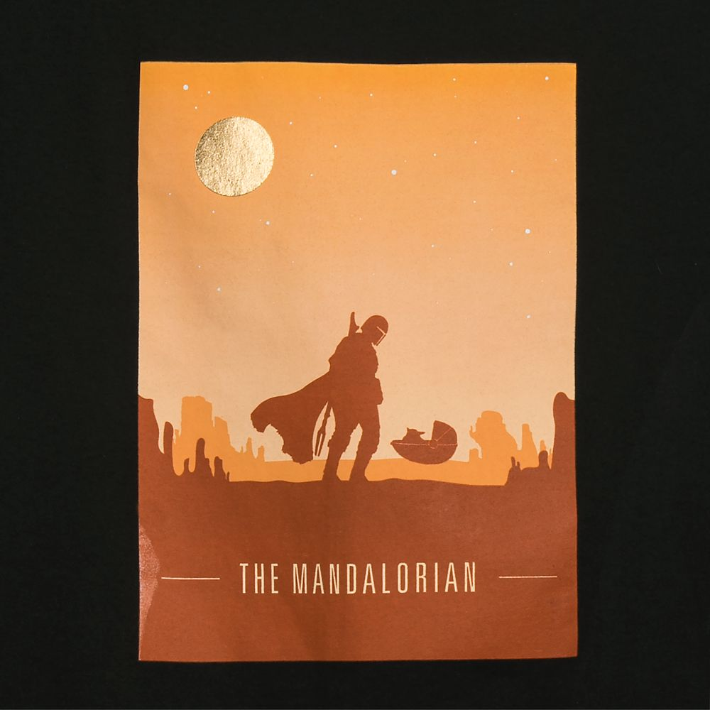 Star Wars: The Mandalorian T-Shirt for Adults