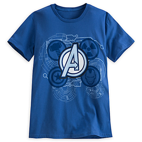 Marvel's Avengers Icons Tee for Men