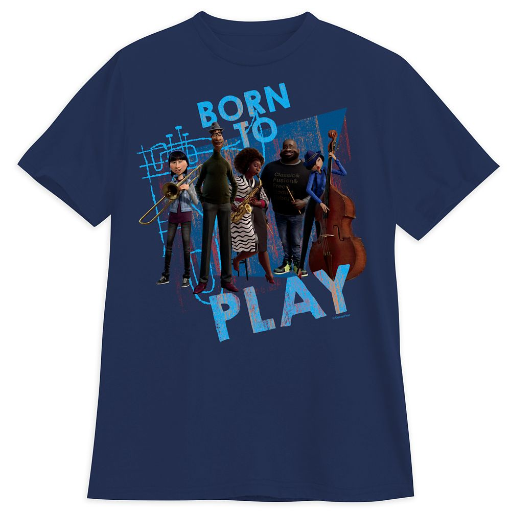 Soul Band T-Shirt for Adults