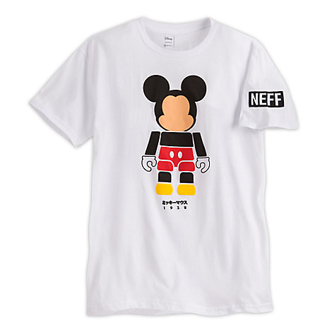 Mickey Mouse Tokyo Toy Tee for Men by Neff