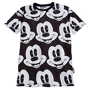 Mickey Mouse All Over Tee for Men by Neff