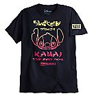 Stitch Tee for Men by Neff - Black