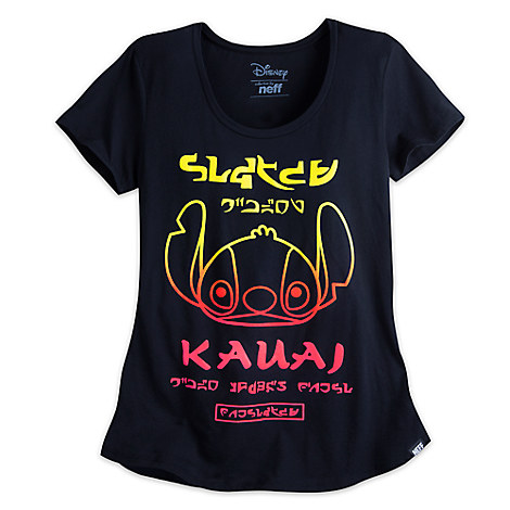 Stitch Tee for Women by Neff
