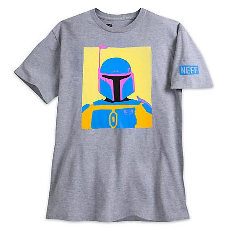 Boba Fett Tee for Men by Neff - Star Wars