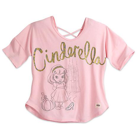 Disney Animators' Collection Fashion Tee for Women - Cinderella