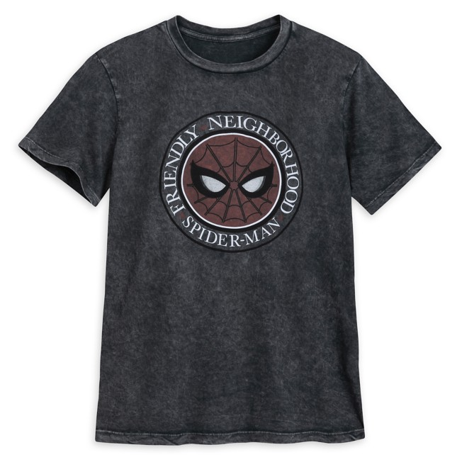 Spider-Man: No Way Home Mineral Wash T-Shirt for Adults
