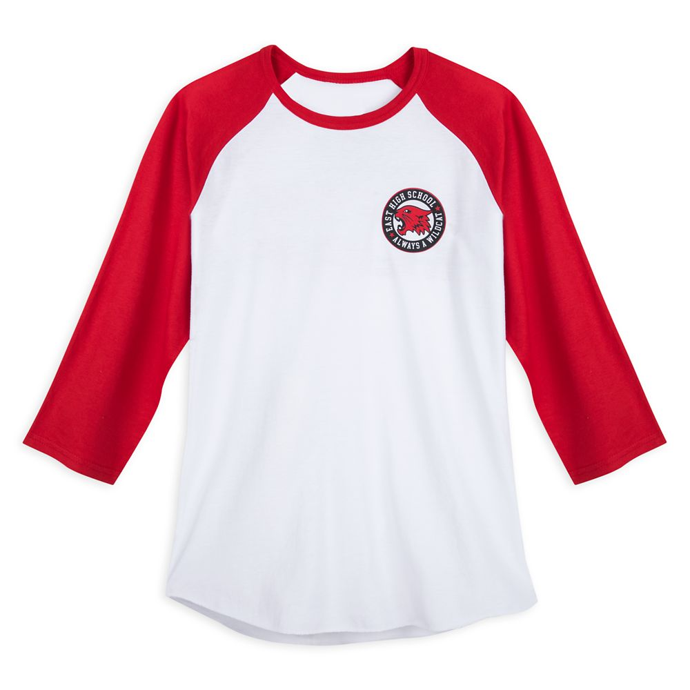 High School Musical: The Musical: The Series Wildcats Raglan T-Shirt for Women