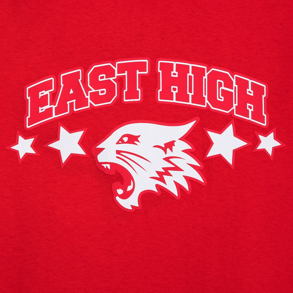 High School Musical: The Musical: The Series East High T-Shirt for Adults