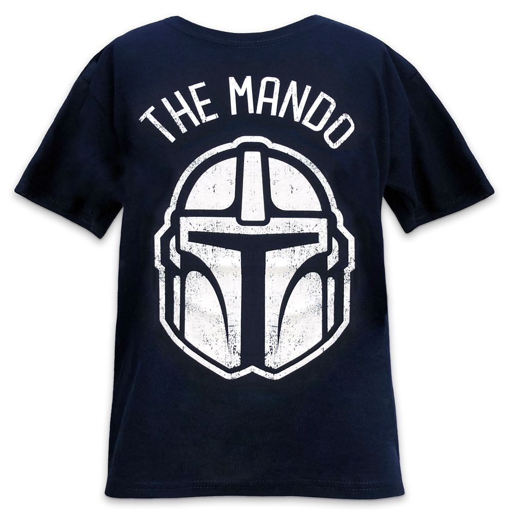 The Mandalorian ''The Mando'' T-Shirt for Men – Star Wars: The Mandalorian