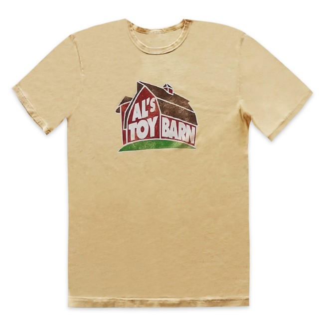 Al's Toy Barn T-Shirt for Adults – Toy Story