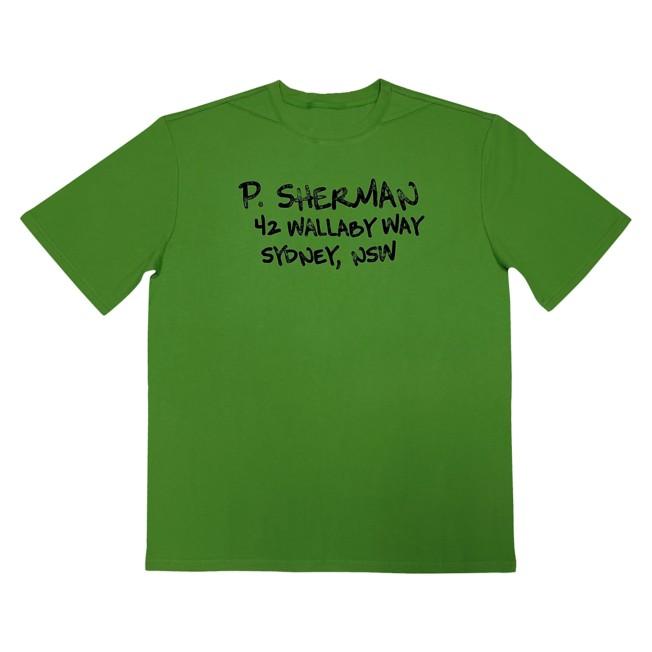 P. Sherman T-Shirt for Adults – Finding Nemo