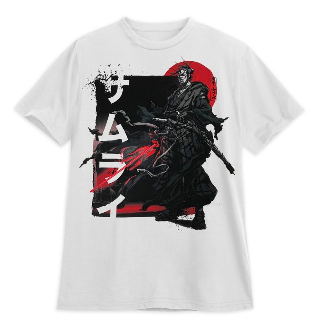 Star Wars: Visions T-Shirt for Adults – Samurai