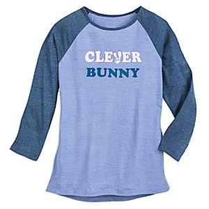 Judy Hopps Raglan Long Sleeve T-Shirt for Women - Zootopia - Oh My Disney