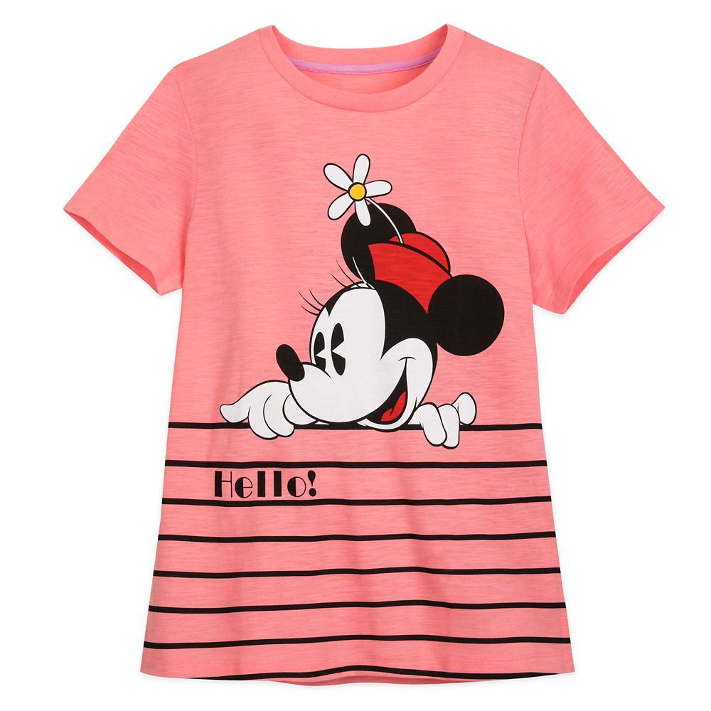 Minnie Mouse T-Shirt for Women – Summer Fun
