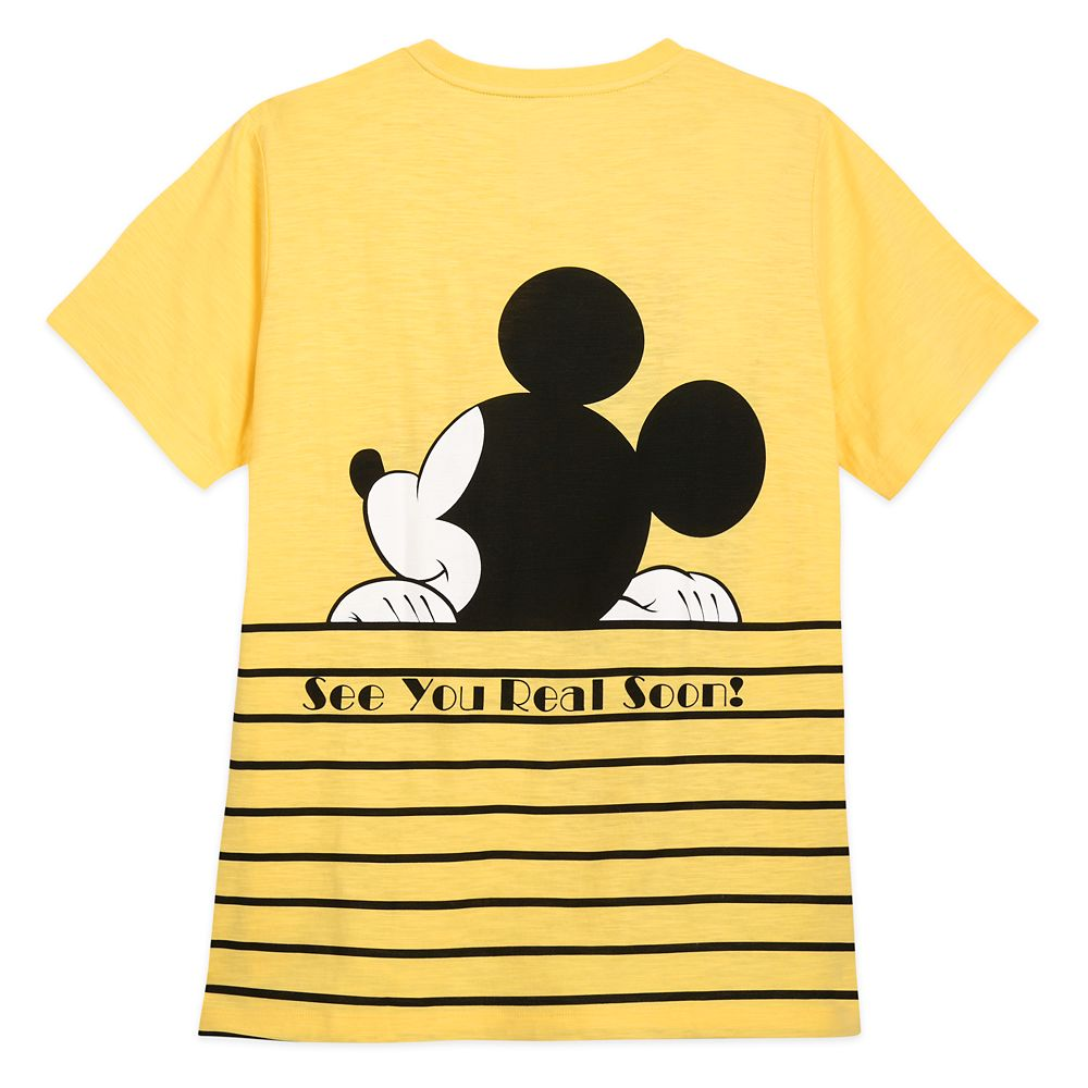 Mickey Mouse T-Shirt for Men – Summer Fun