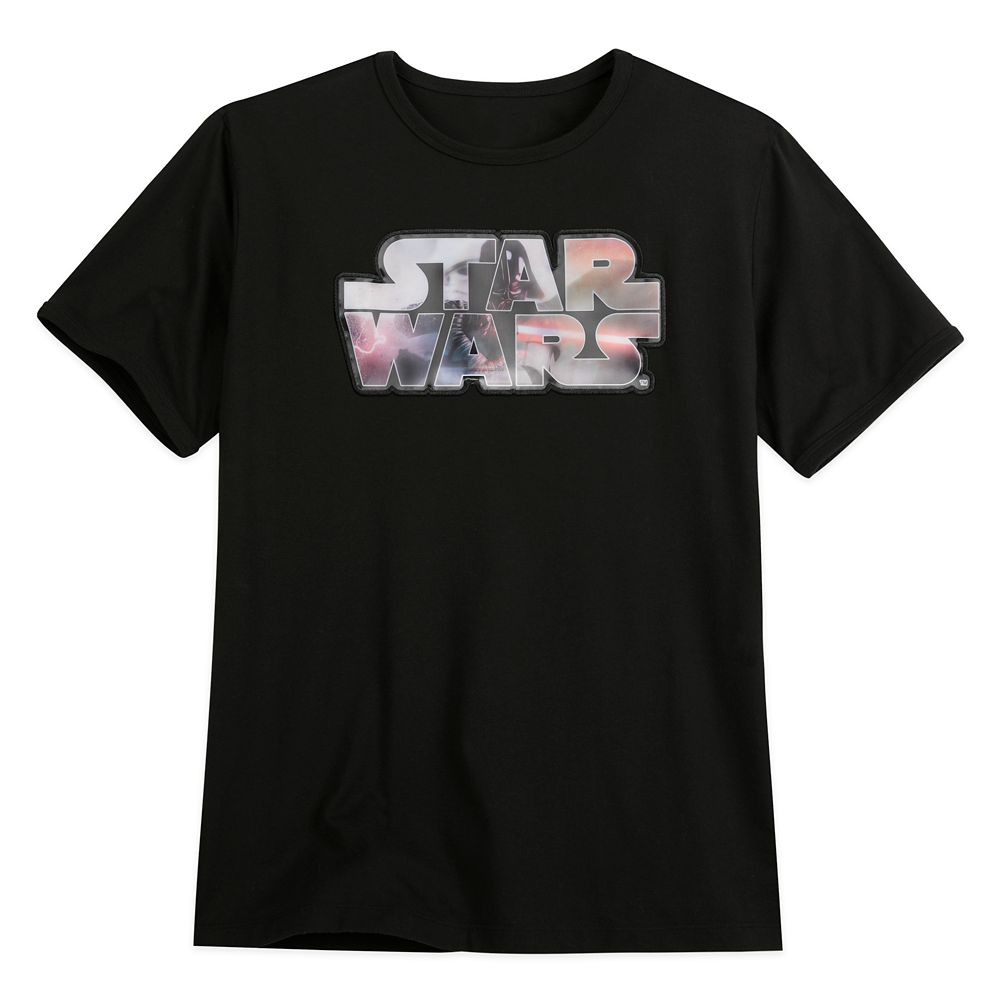 Star Wars Logo Lenticular T-Shirt for Men