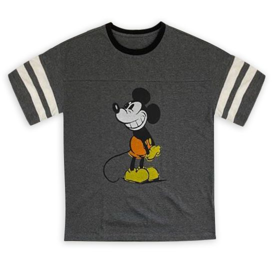 Mickey Mouse Football Jersey for Women