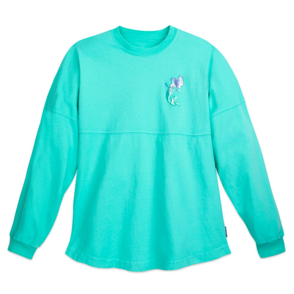 Ariel ''Mermaid'' Spirit Jersey for Adults – Oh My Disney