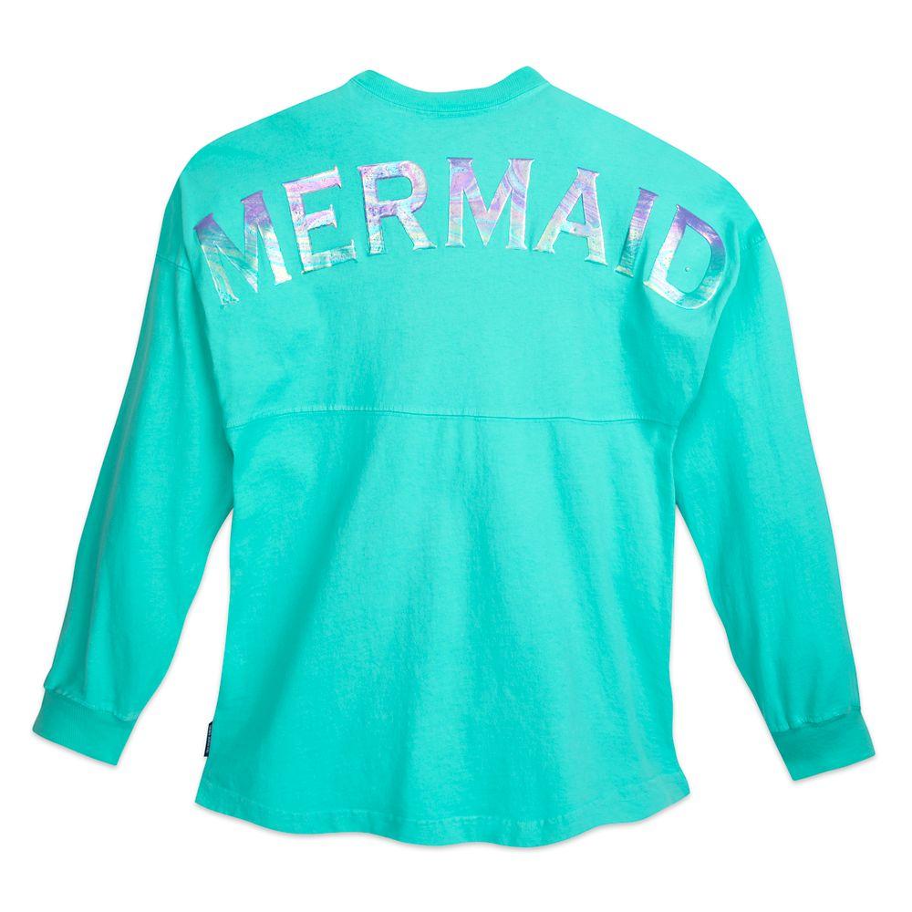 Ariel ''Mermaid'' Spirit Jersey for Adults – Oh My Disney