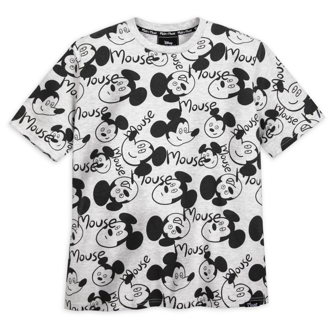 Mickey Mouse T-Shirt for Adults by Deborah Salles