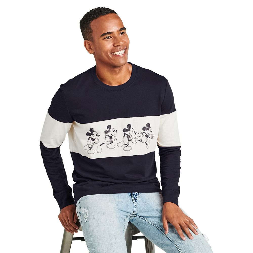 Mickey Mouse Long Sleeve T-Shirt for Adults