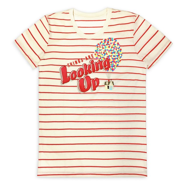Up House T-Shirt for Women