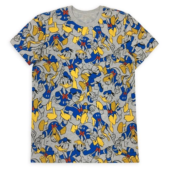 Donald Duck Allover T-Shirt for Men