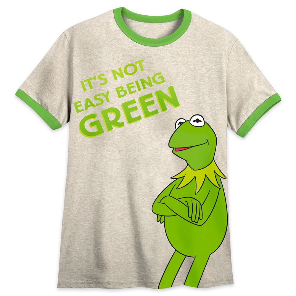 Kermit Couples Ringer T-Shirt for Men – The Muppets