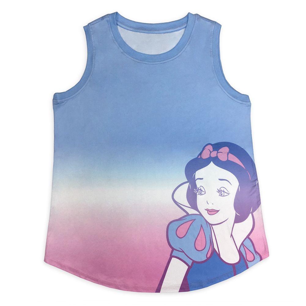 Snow White Tank Top for Women