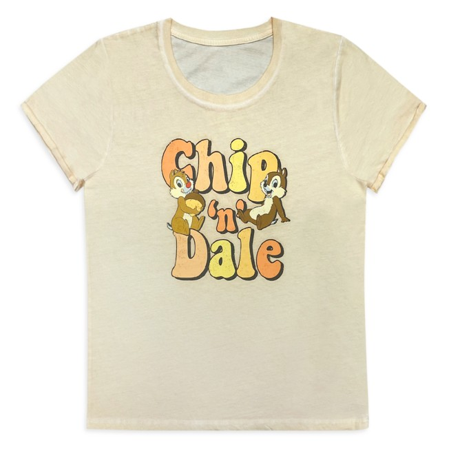 Chip 'n Dale T-Shirt for Women