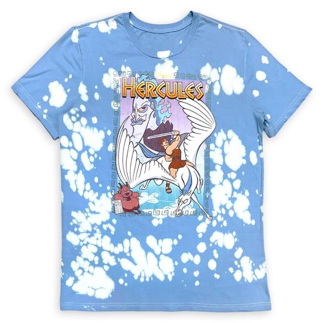 Hercules Tie-Dye T-Shirt for Adults
