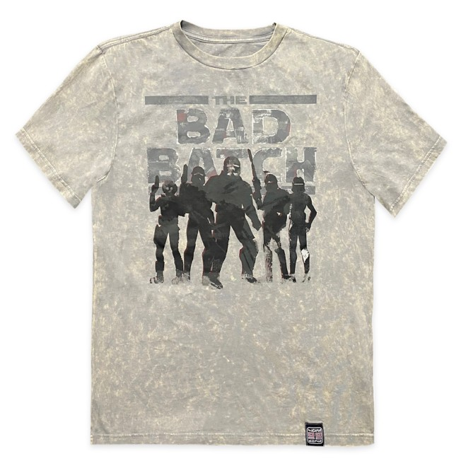 Star Wars: The Bad Batch T-Shirt for Adults