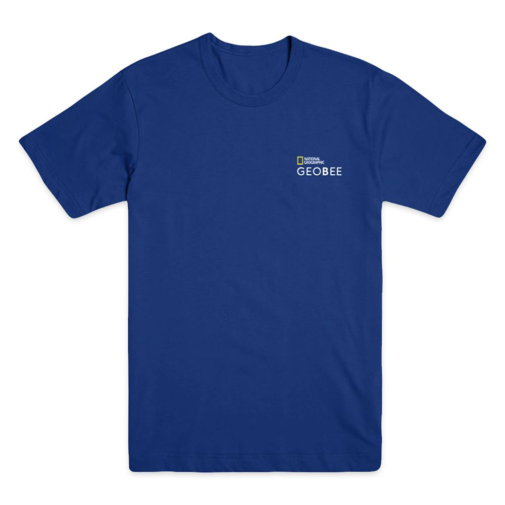 National Geographic GeoBee Logo T-Shirt for Kids