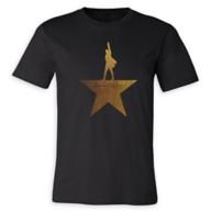 Hamilton Gold Star Logo T-Shirt for Adults