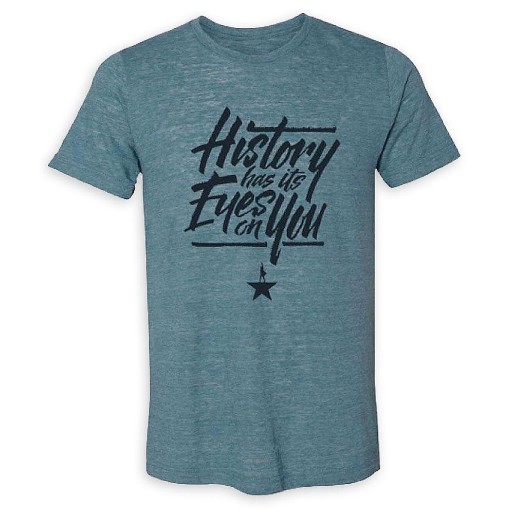 Hamilton History Logo T-Shirt for Adults