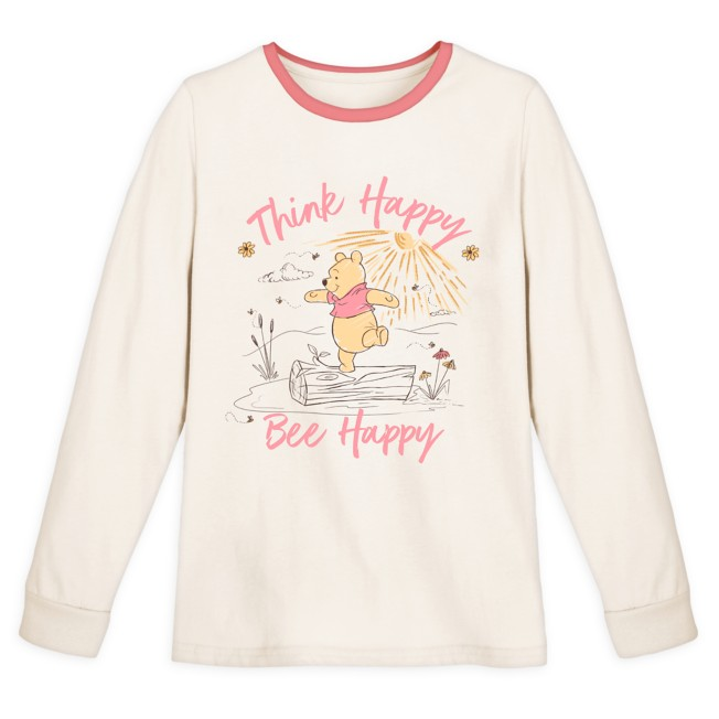 Winnie the Pooh Long Sleeve T-Shirt for Women