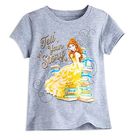 Belle Tee for Girls