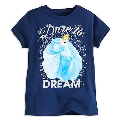 Cinderella Tee for Girls