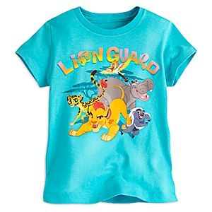 The Lion Guard Tee for Girls