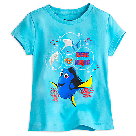 Finding Dory Tee for Girls