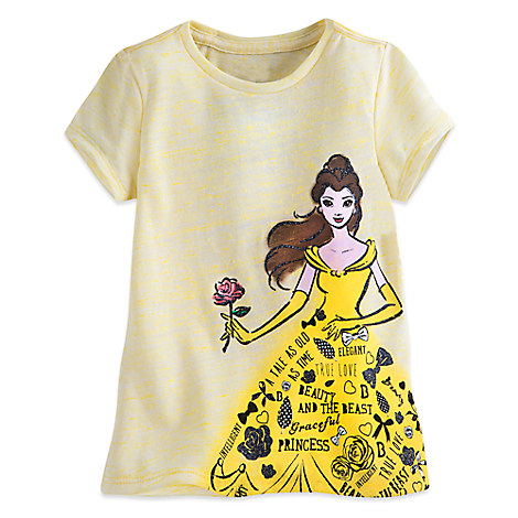 Disney princess ears yellow dress
