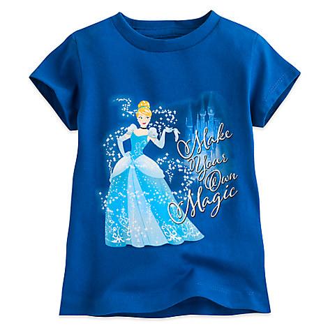 Cinderella Tee for Girls