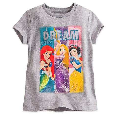 Disney Princess Dream Tee for Girls