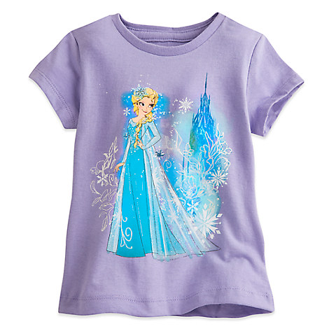 Elsa Tee for Girls