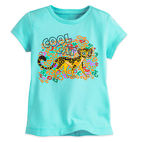Fuli Tee for Girls - The Lion Guard