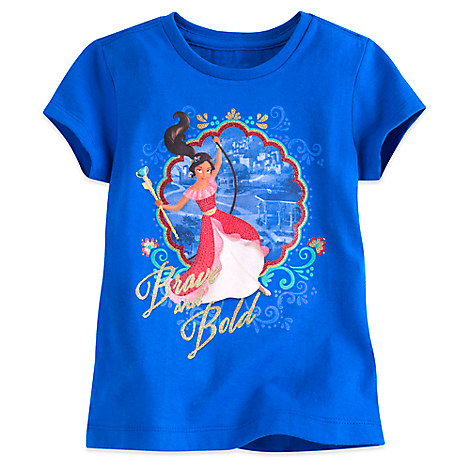 Elena of Avalor Tee for Girls