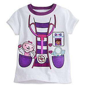 Doc McStuffins Costume Tee for Girls