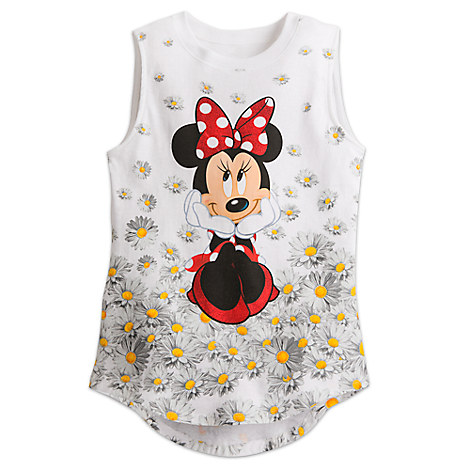 Minnie Mouse Tank Tee for Girls