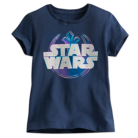 Star Wars Logo Tee for Girls